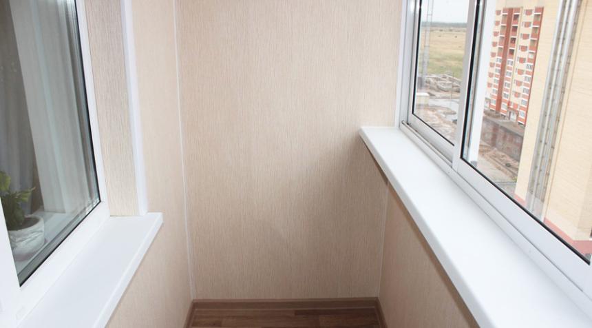 121 серия балкон